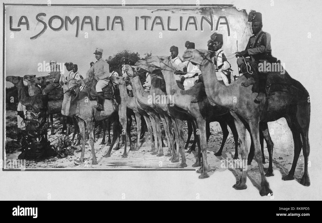 Somalia History Black and White Stock Photos & Images - Alamy