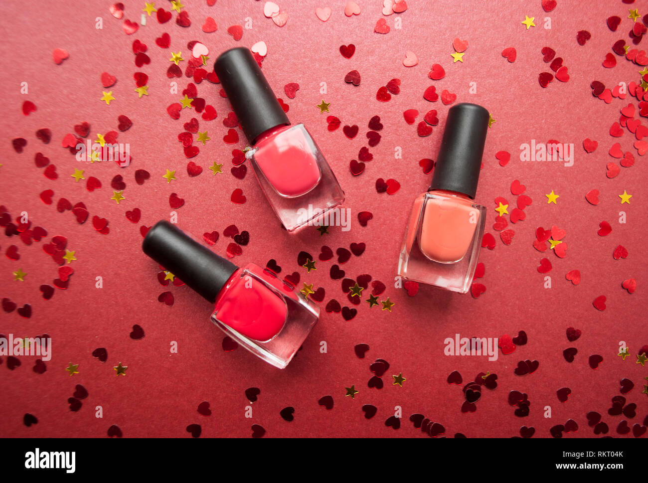 Glitter Nail Polish Stock Photos & Glitter Nail Polish Stock Images ...
