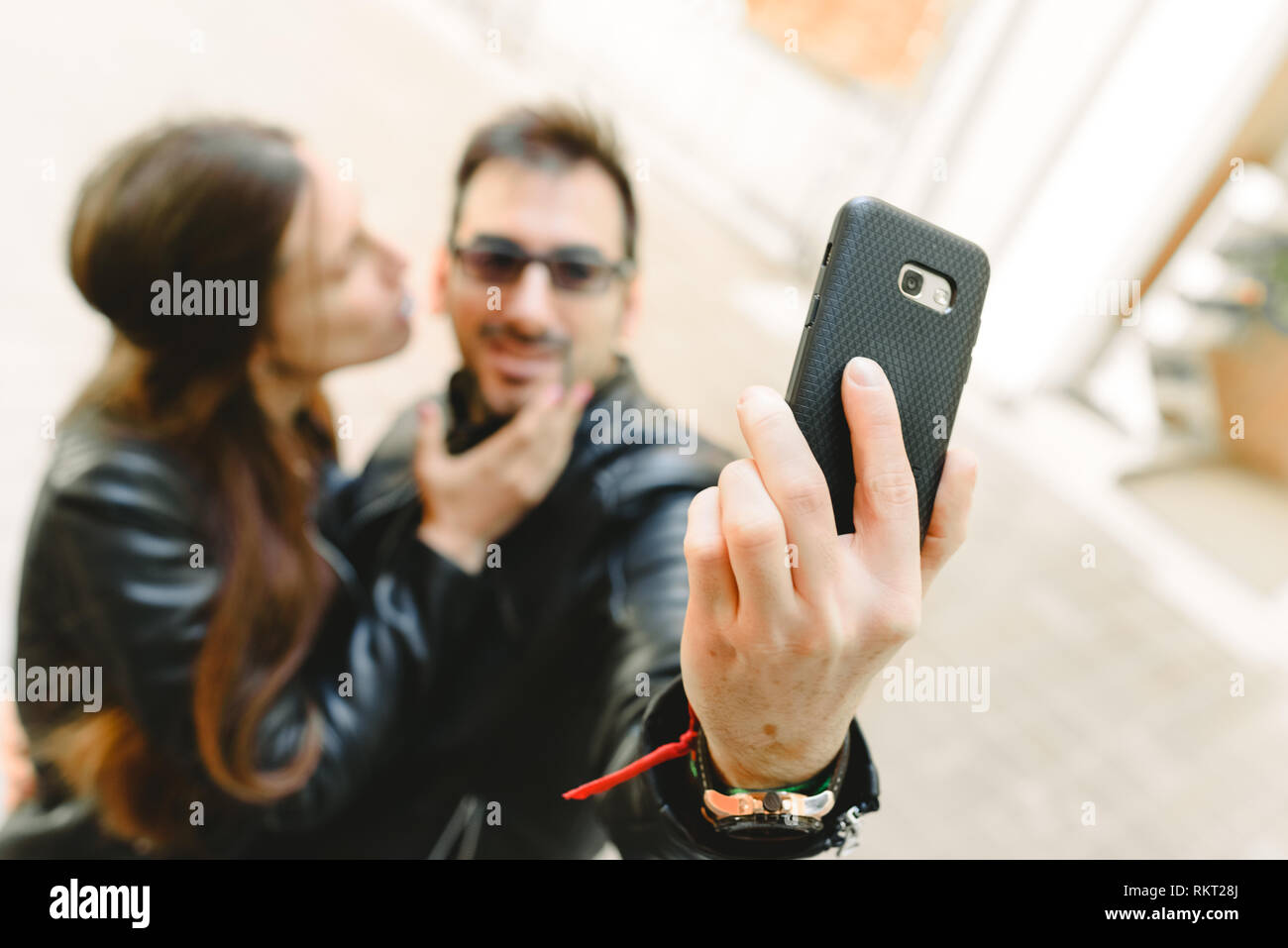 Selfi amateur Selfie: How