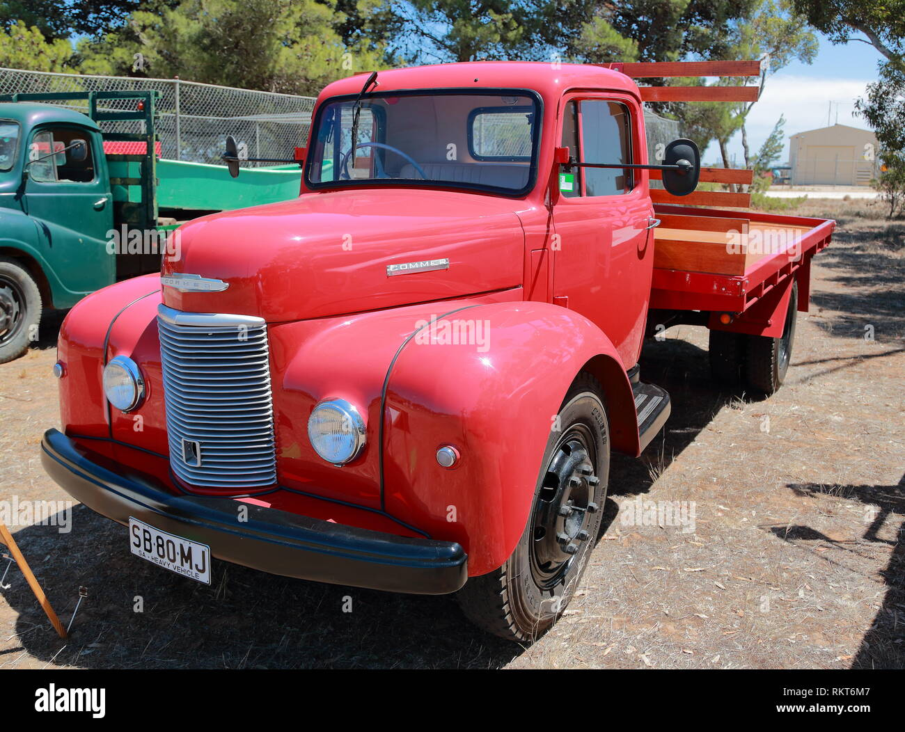 Commer Truck Stock Photos & Commer Truck Stock Images - Alamy