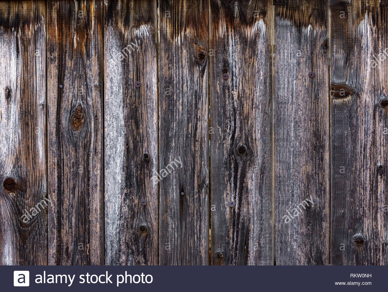 Wood pattern panel background - Stock Image