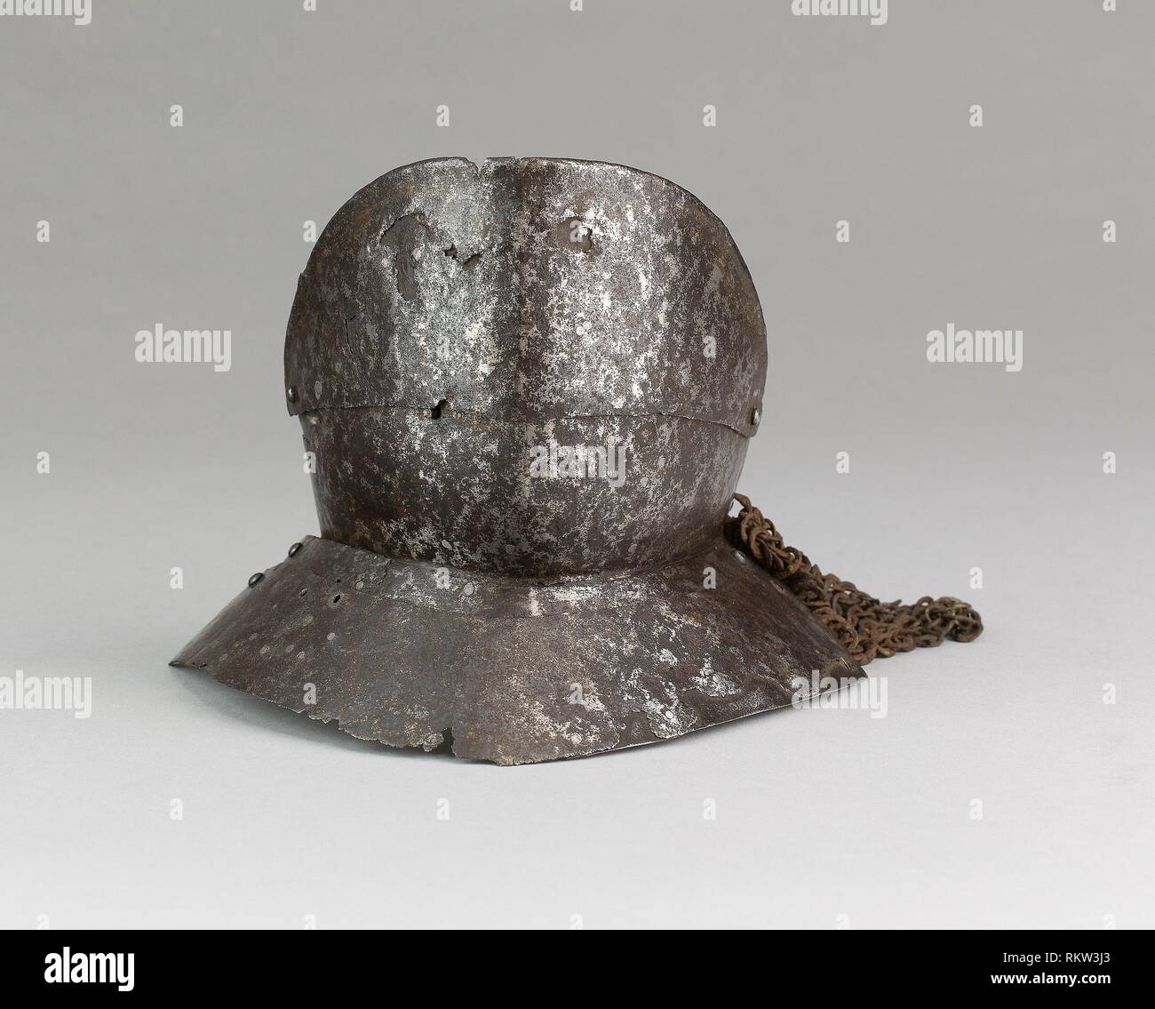 bevor falling buff about 1500 spanish possibly origin spain date 1490 1510 medium steel stock photo alamy alamy