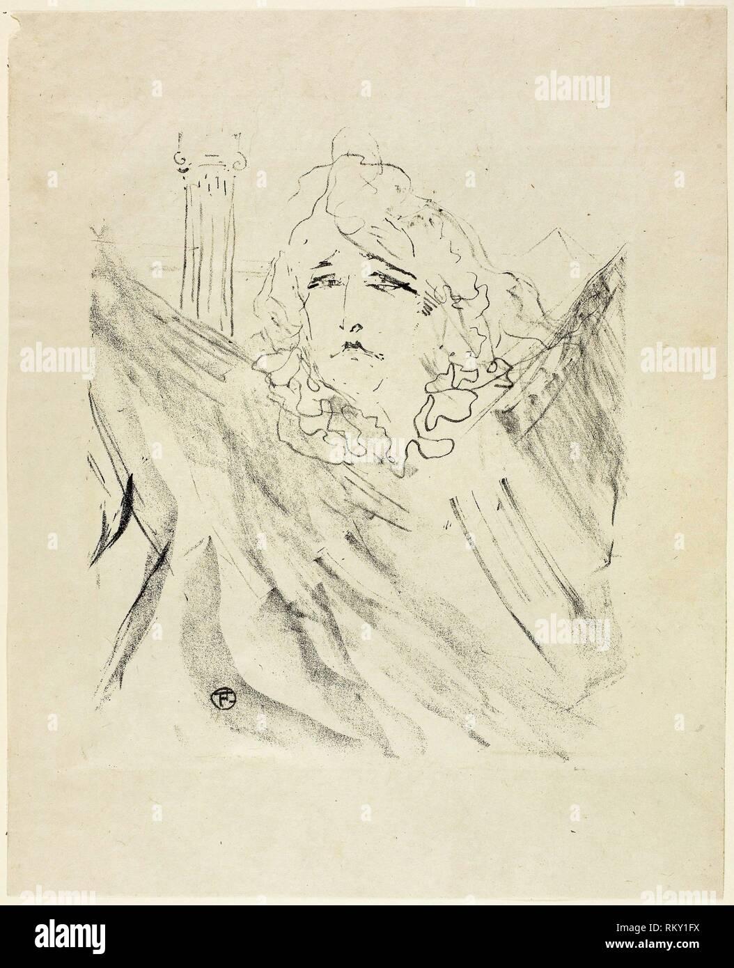99361dcec2c Henri Marie Raymond De Toulouse Lautrec Monfa Stock Photos   Henri ...