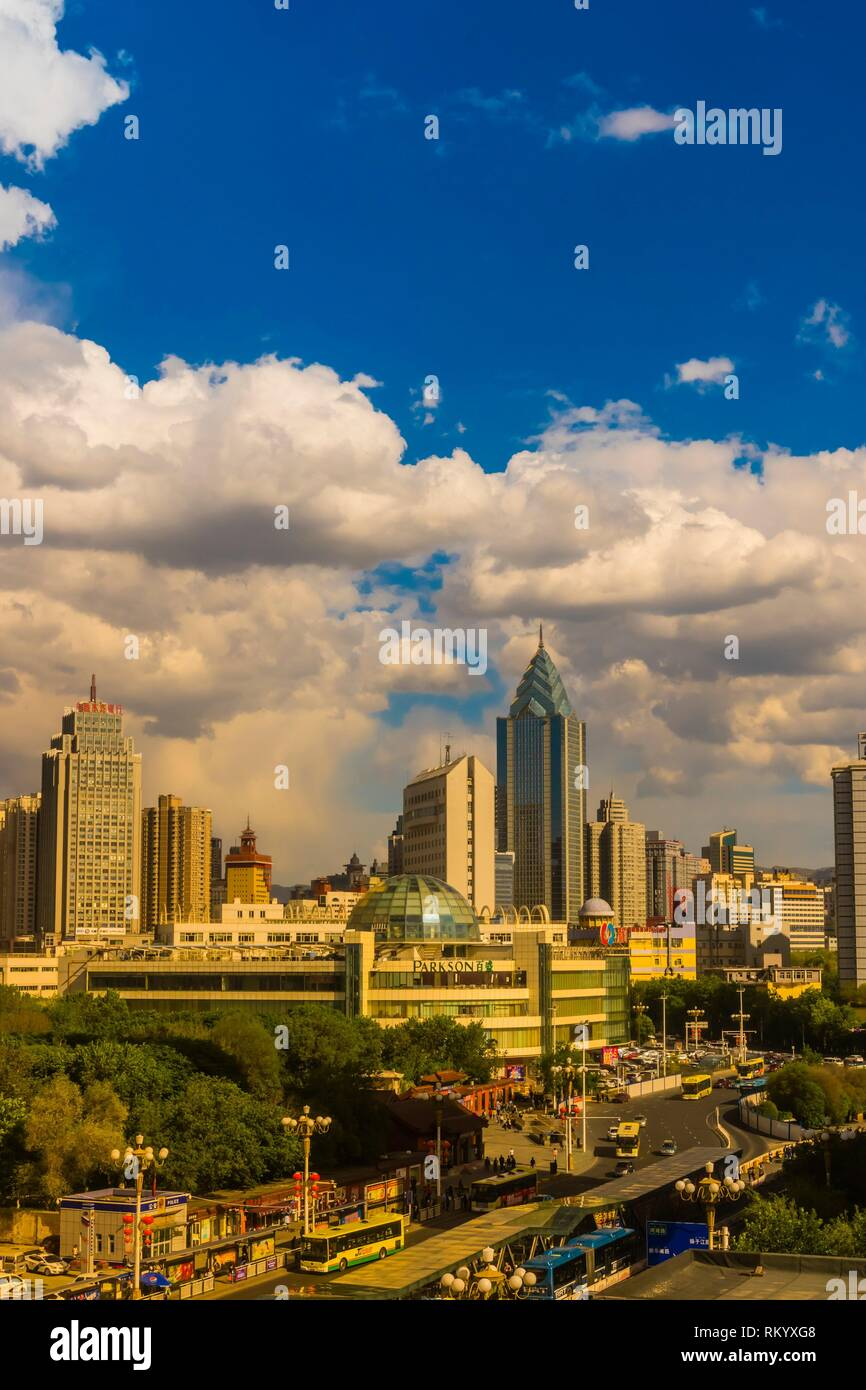 Capital City Of China Stock Photos & Capital City Of China