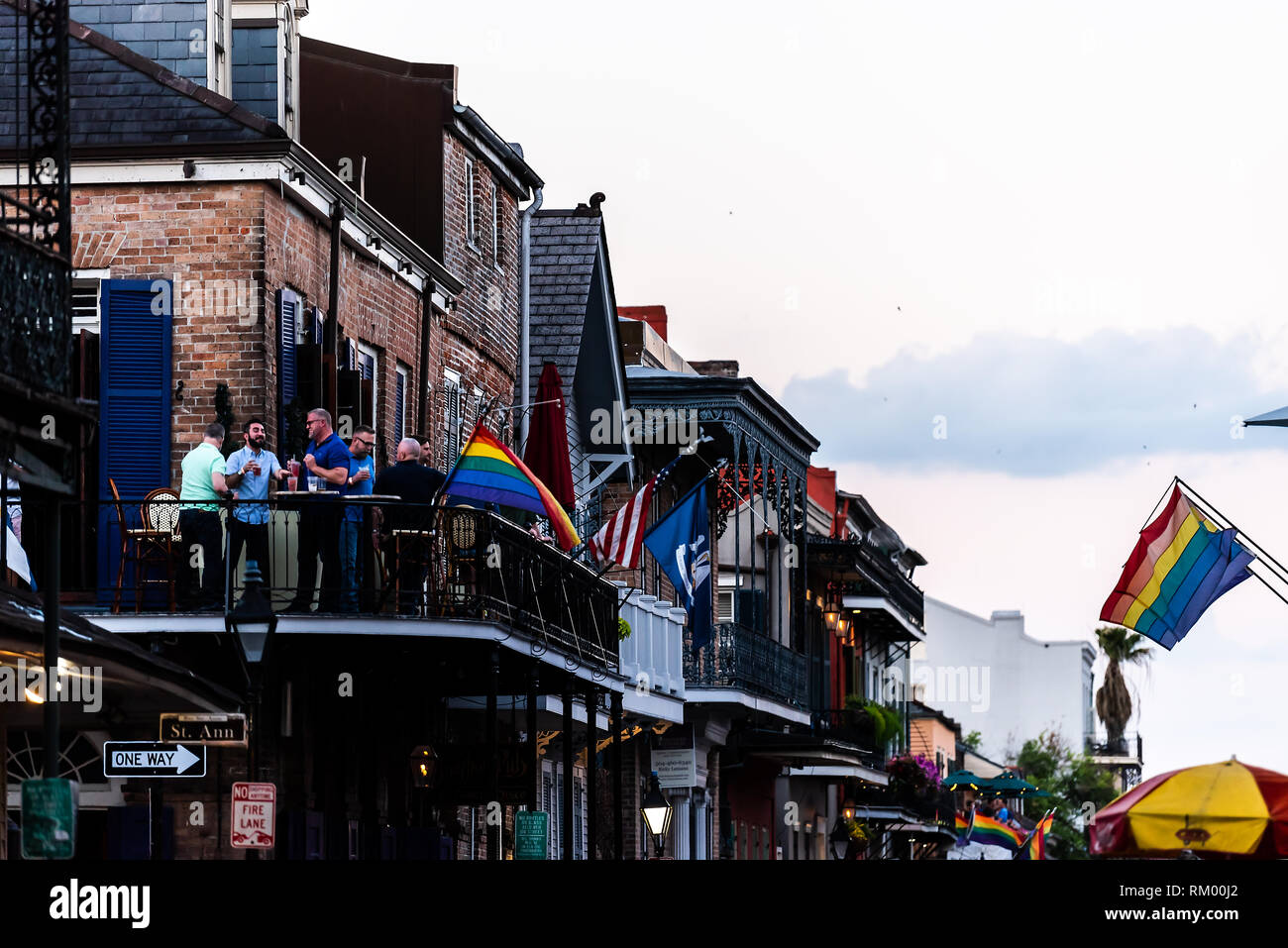 homo dating New Orleans