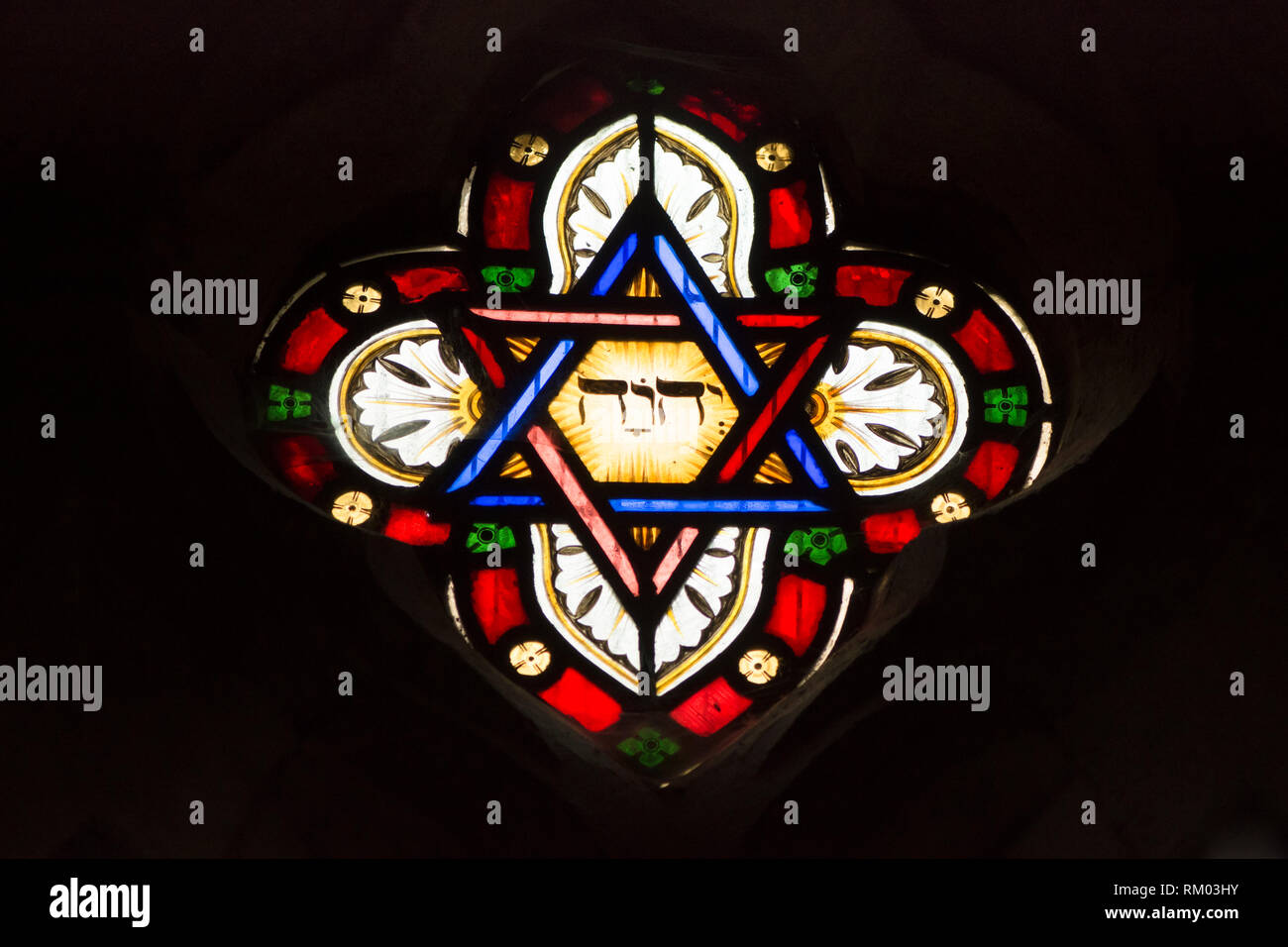 tetragramaton, YHWH, JHVH, Hebrew letters for name of God in