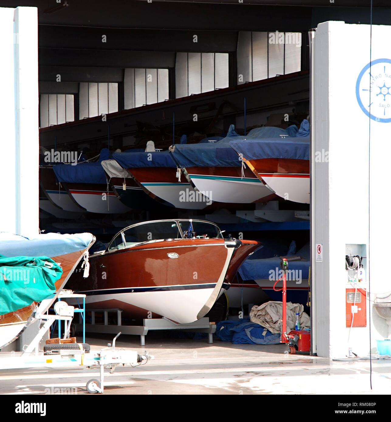 Classic Riva Boat Stock Photos Classic Riva Boat Stock Images Alamy