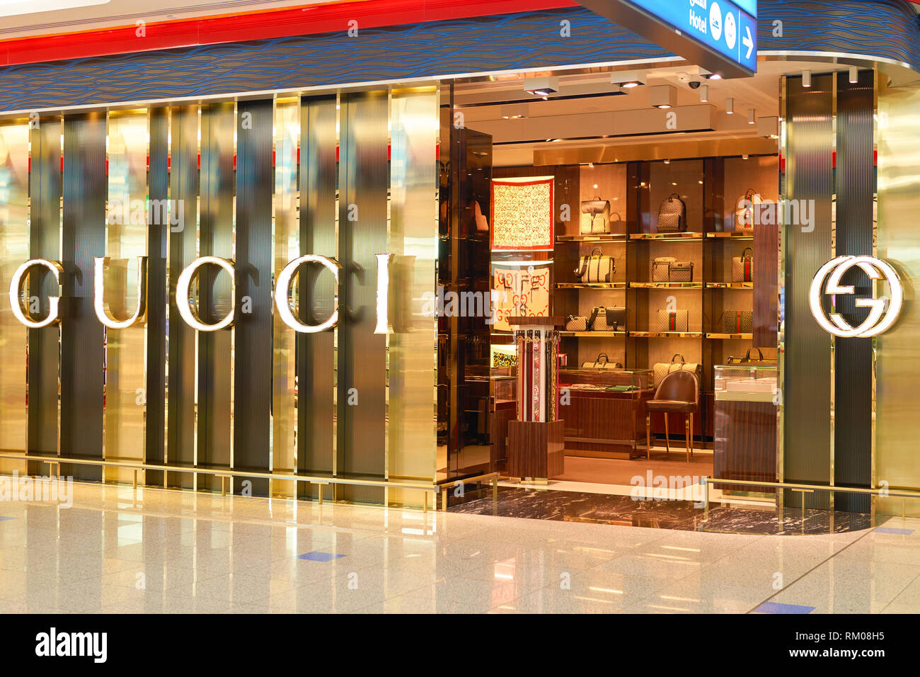 93d77d500a9 Gucci Brand Stock Photos   Gucci Brand Stock Images - Page 3 - Alamy
