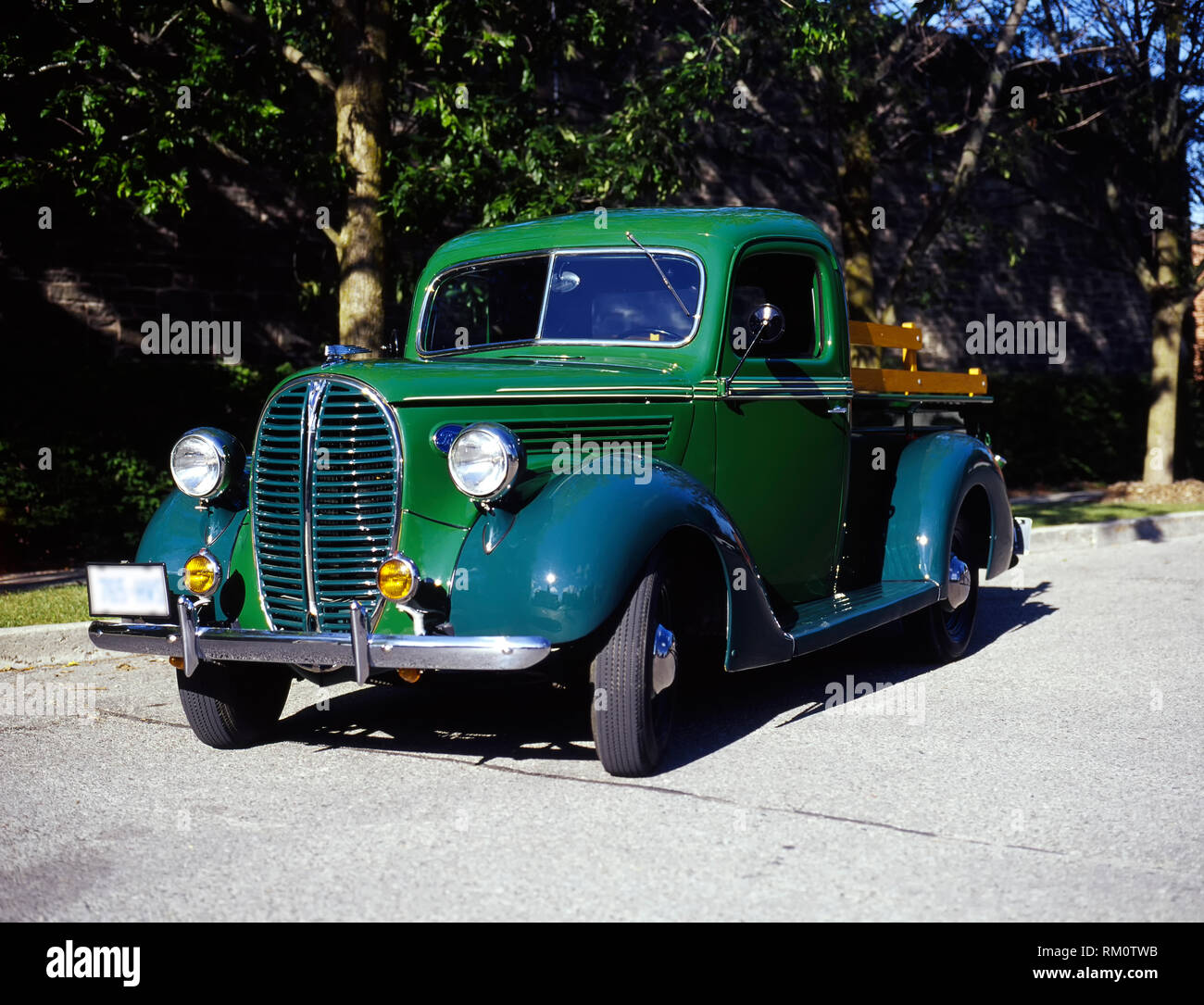 1938 Ford Truck >> 1938 Ford Pickup Truck Stock Photo 236047431 Alamy