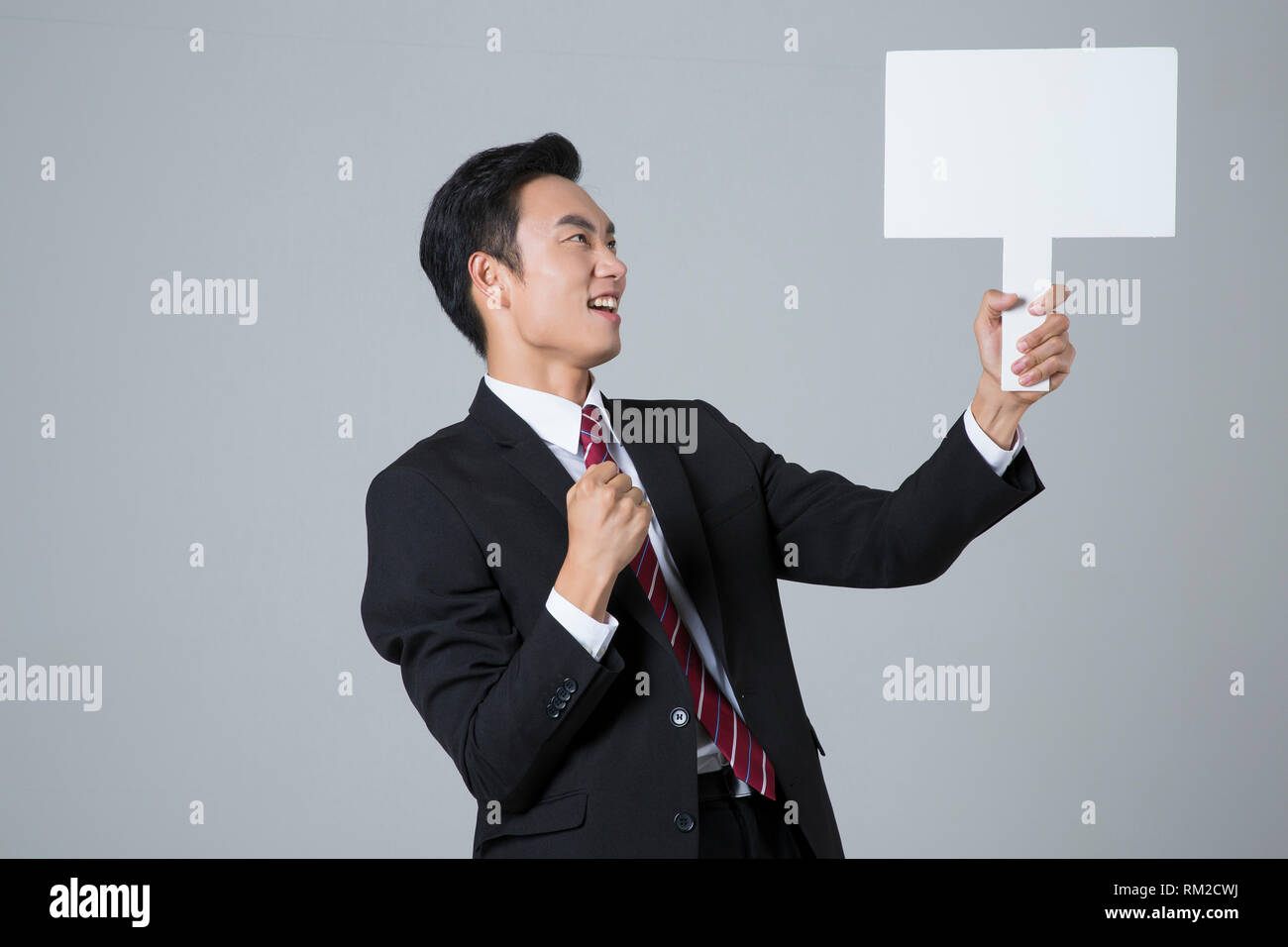 Young businessman concept photo. 151 - Stock Image