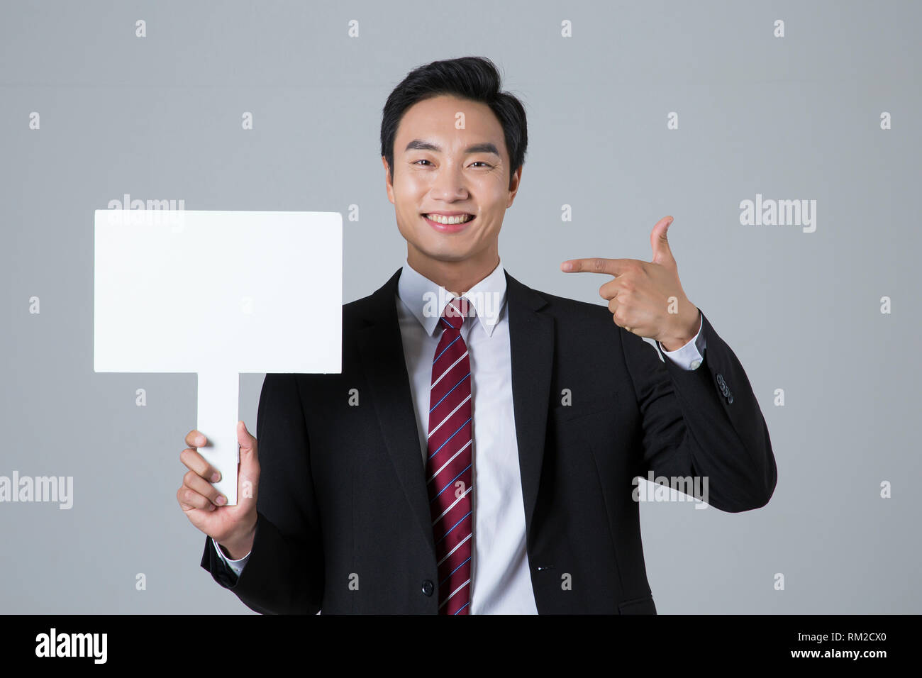 Young businessman concept photo. 149 - Stock Image