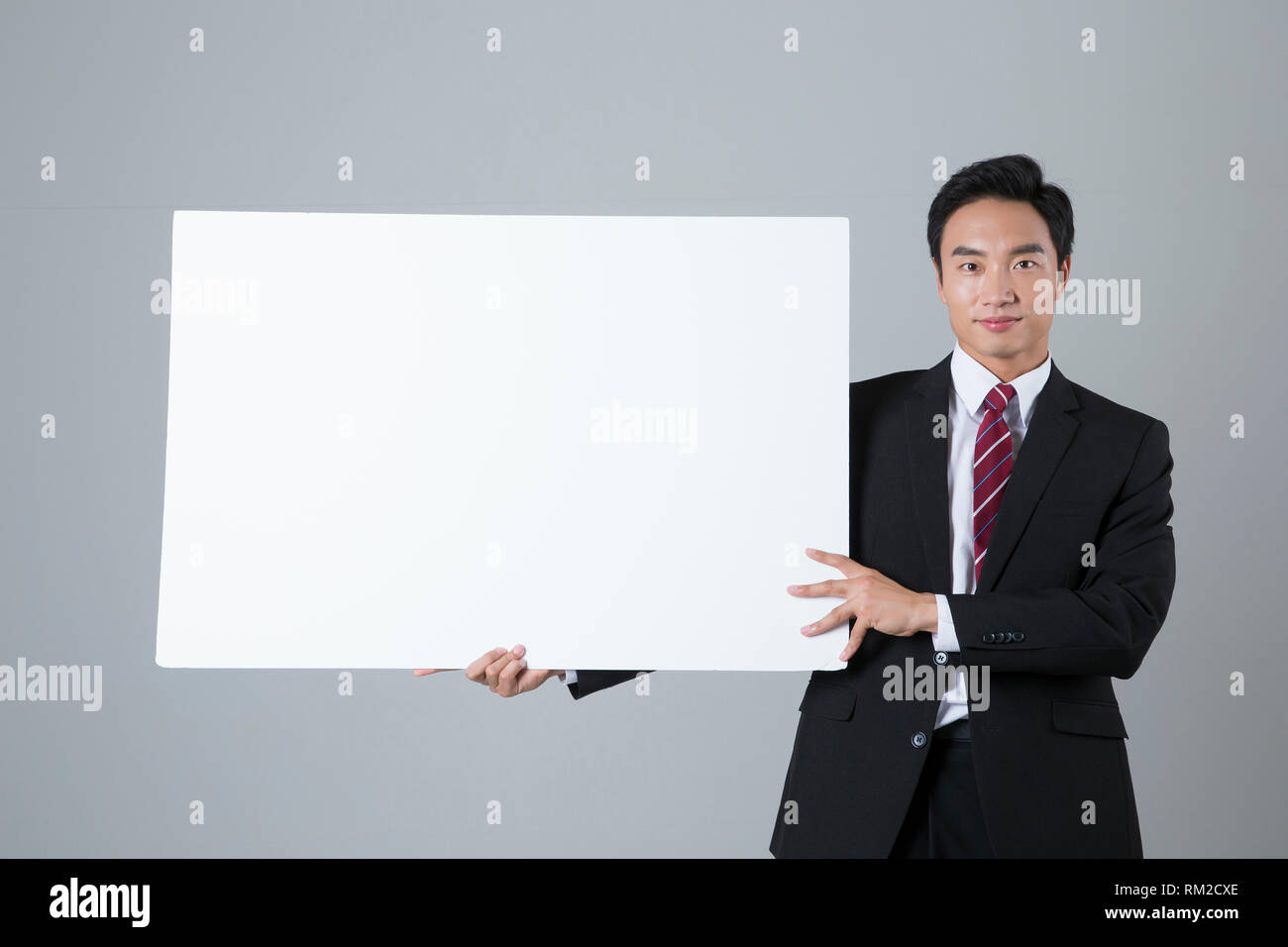 Young businessman concept photo. 145 - Stock Image