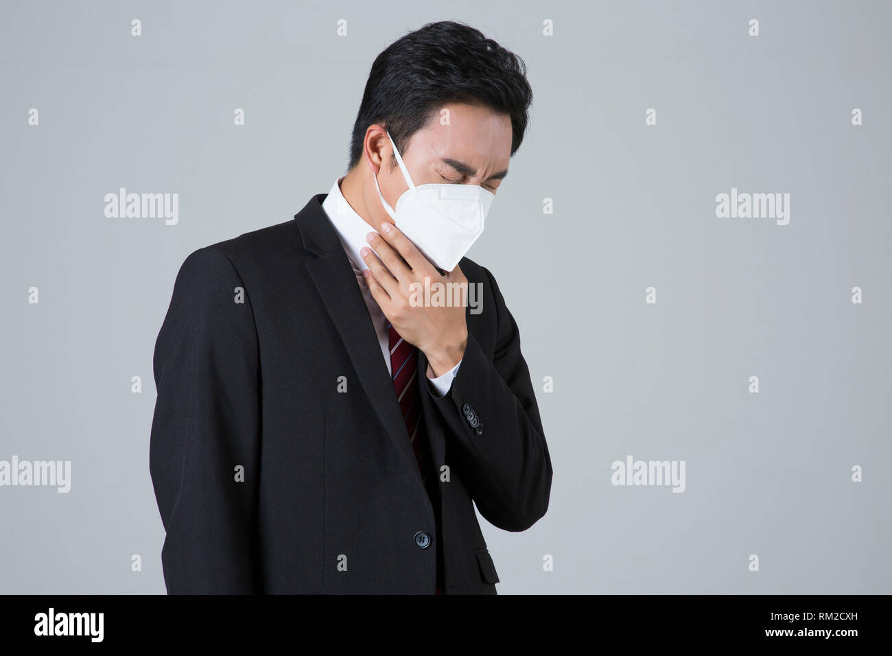 Young businessman concept photo. 144 - Stock Image