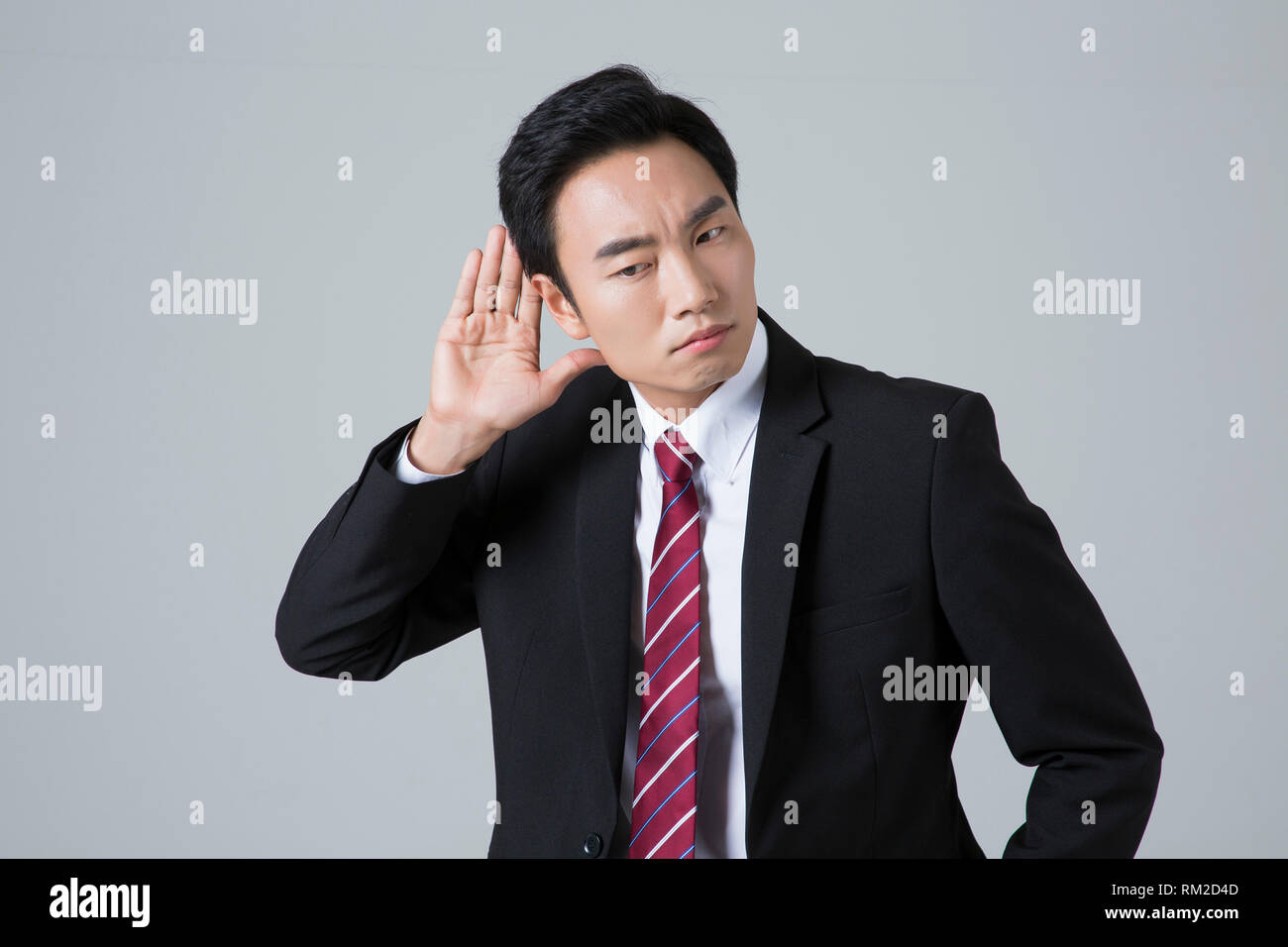 Young businessman concept photo. 114 - Stock Image