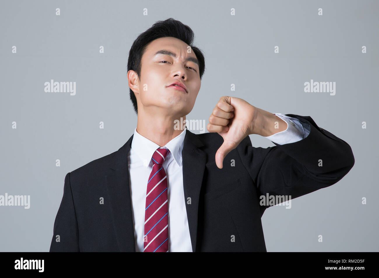 Young businessman concept photo. 108 - Stock Image