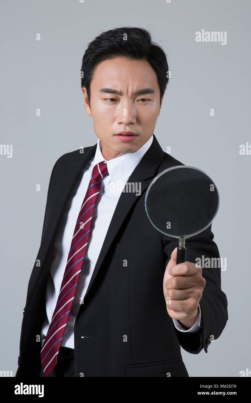 Young businessman concept photo. 098 - Stock Image