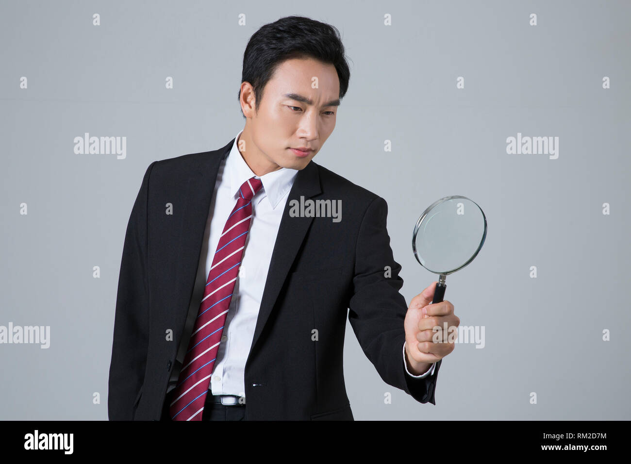 Young businessman concept photo. 095 - Stock Image