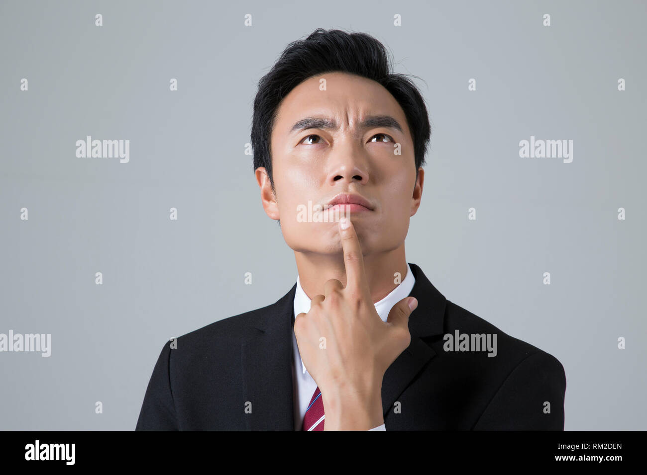 Young businessman concept photo. 046 - Stock Image