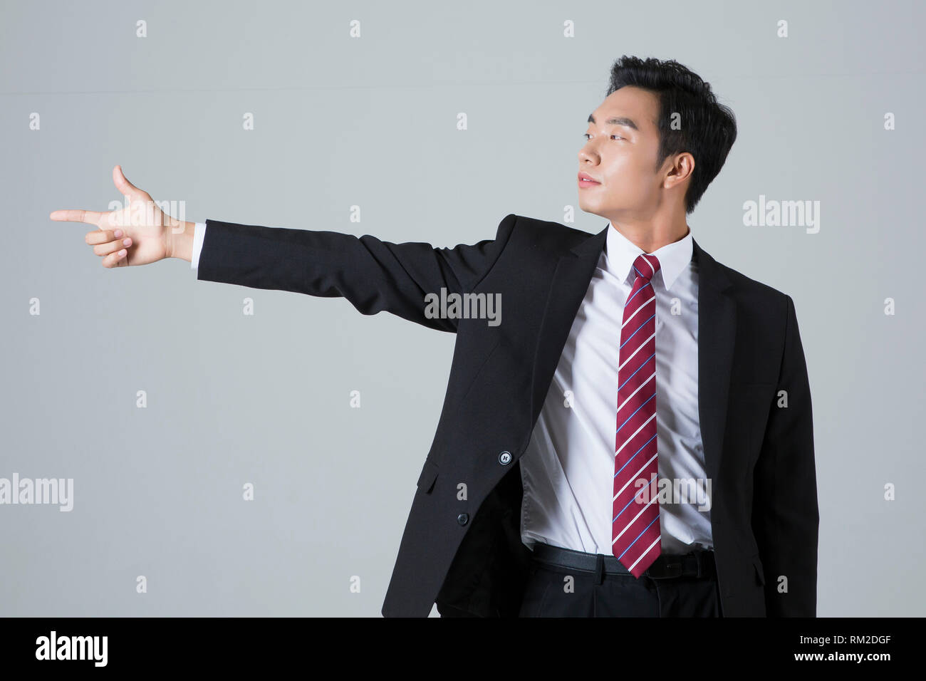 Young businessman concept photo. 033 - Stock Image