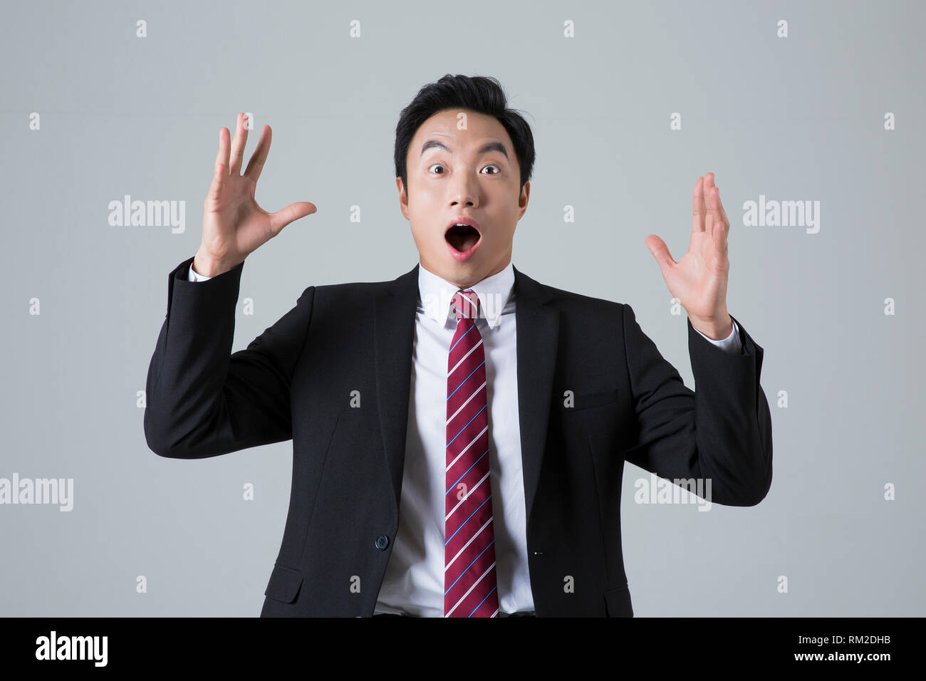 Young businessman concept photo. 025 - Stock Image