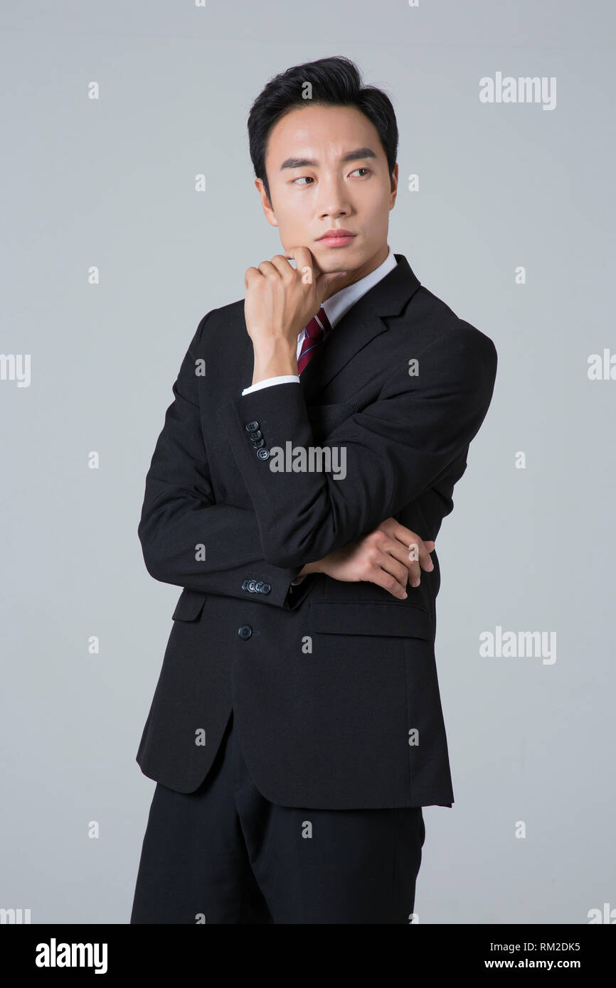 Young businessman concept photo. 011 - Stock Image
