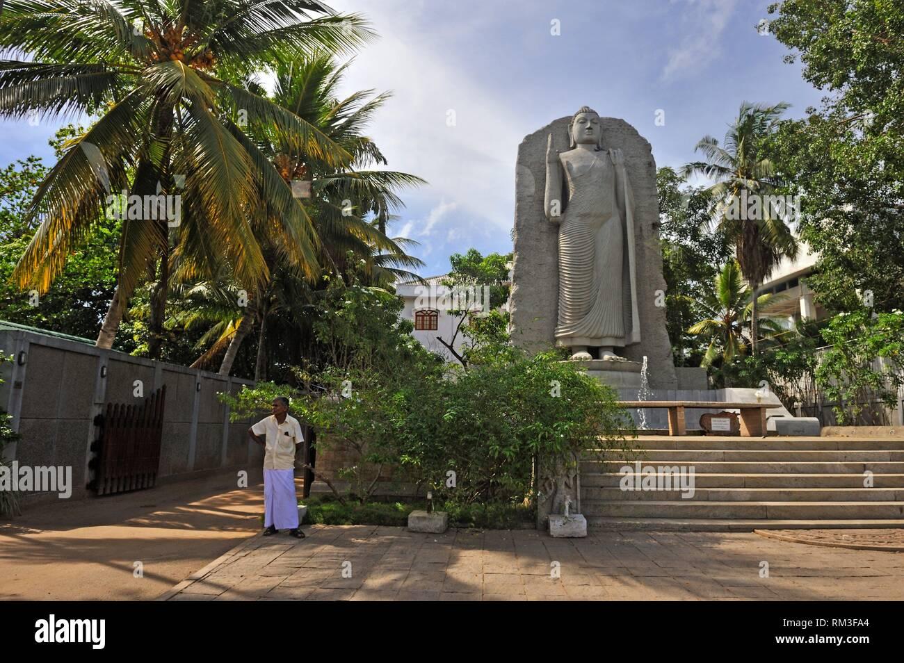 Colombo, Sri Lanka, Indian subcontinent, South Asia. - Stock Image