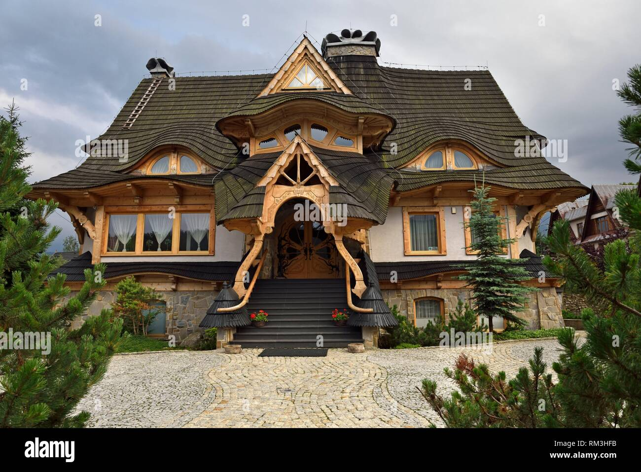 Maison Modern High Resolution Stock Photography And Images Alamy