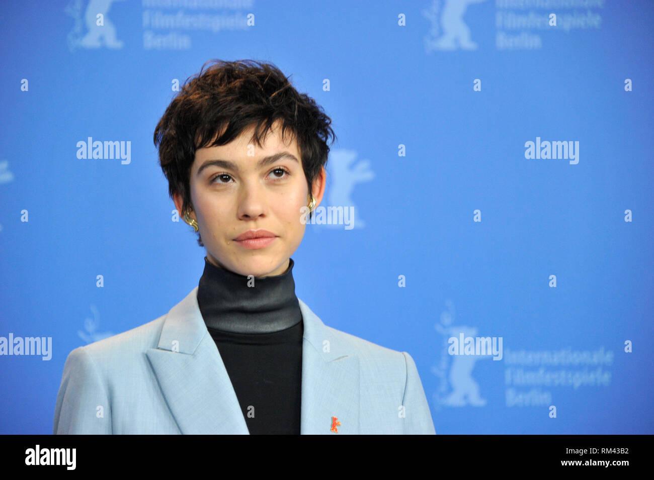Berlin, Germany  13th Feb, 2019  Berlin Film Festival