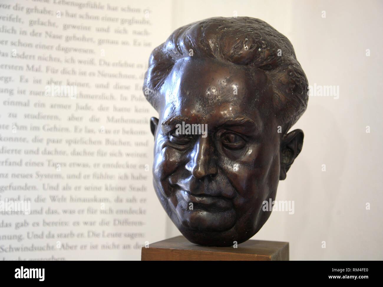 Kurt-Tucholsky-Museum, Rheinsberg, Brandenburg, Germany, Europe Stock Photo