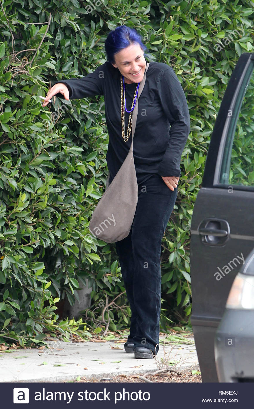 EXCLUSIVE* Beverly Hills, CA - Patricia Arquette is sporting