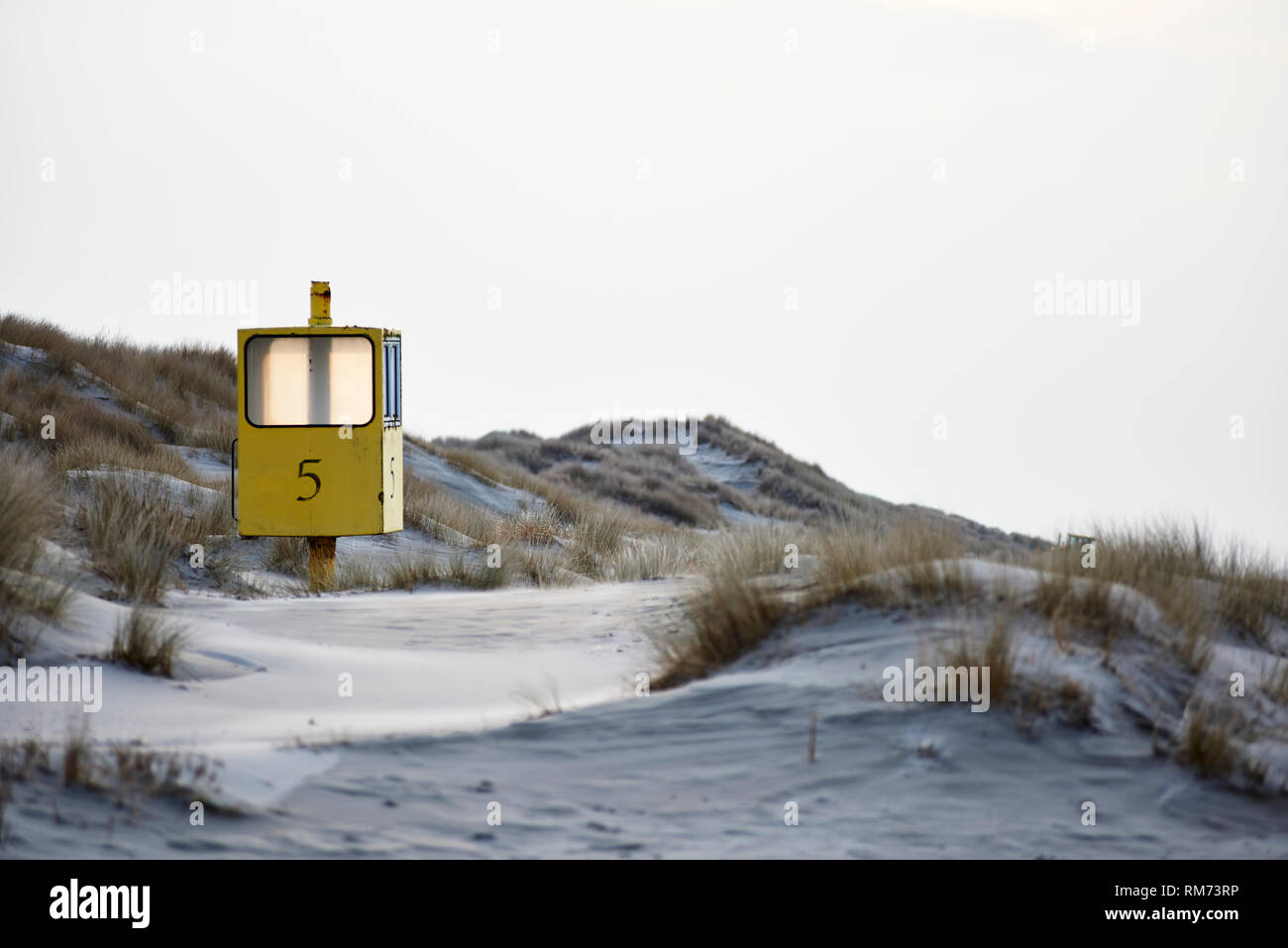 Insel Juist - Stock Image