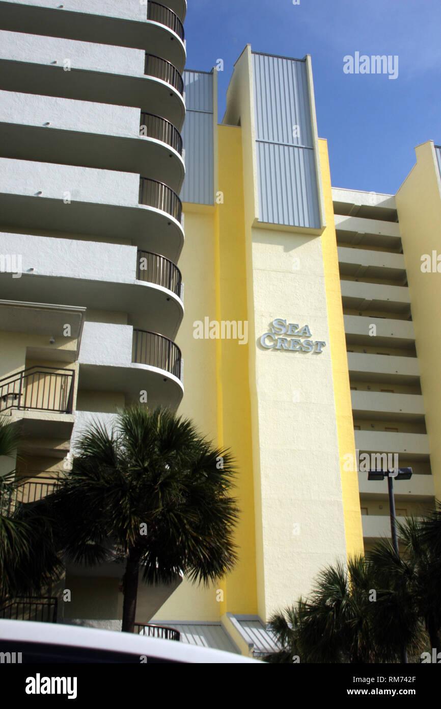 Hotels In Myrtle Beach Sc >> Myrtle Beach Hotel Hotels Stock Photos Myrtle Beach Hotel