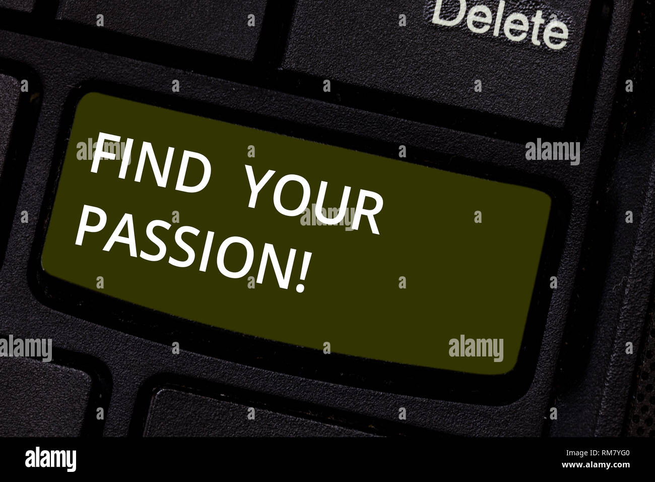 Passion search delete account