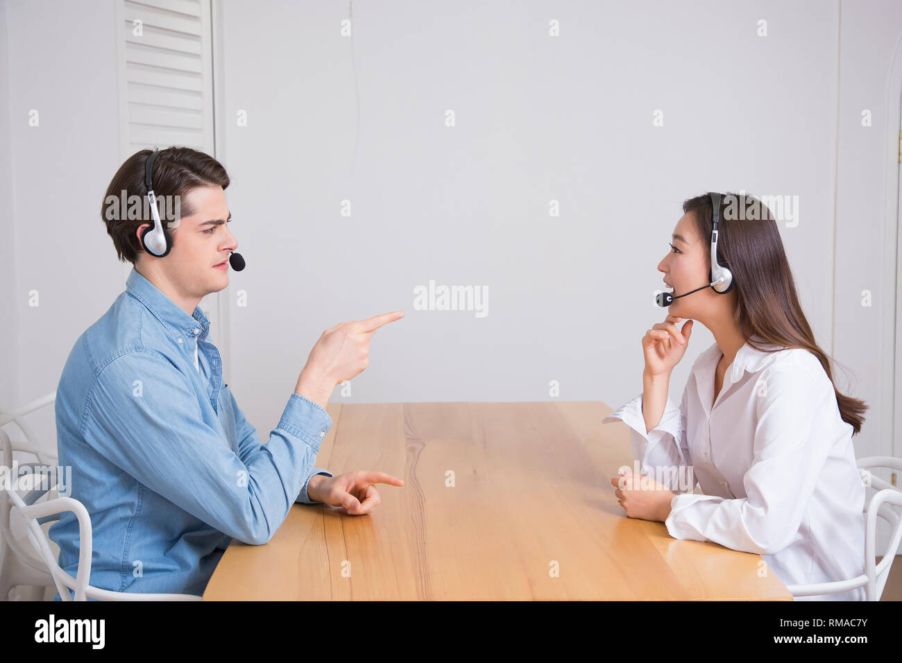 Conceptual photo study another foreign language on/off line verbal courses 048 - Stock Image