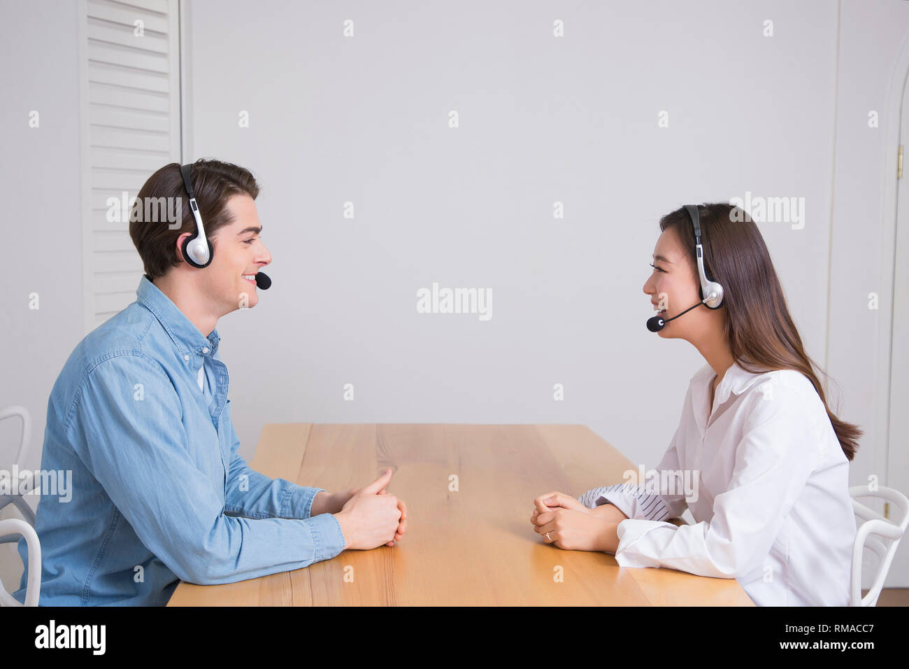 Conceptual photo study another foreign language on/off line verbal courses 035 - Stock Image