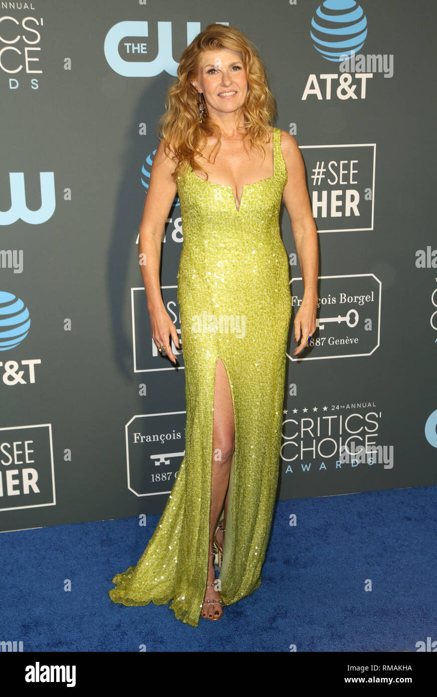 Celebrities attend 24th Annual Critic's Choice Awards