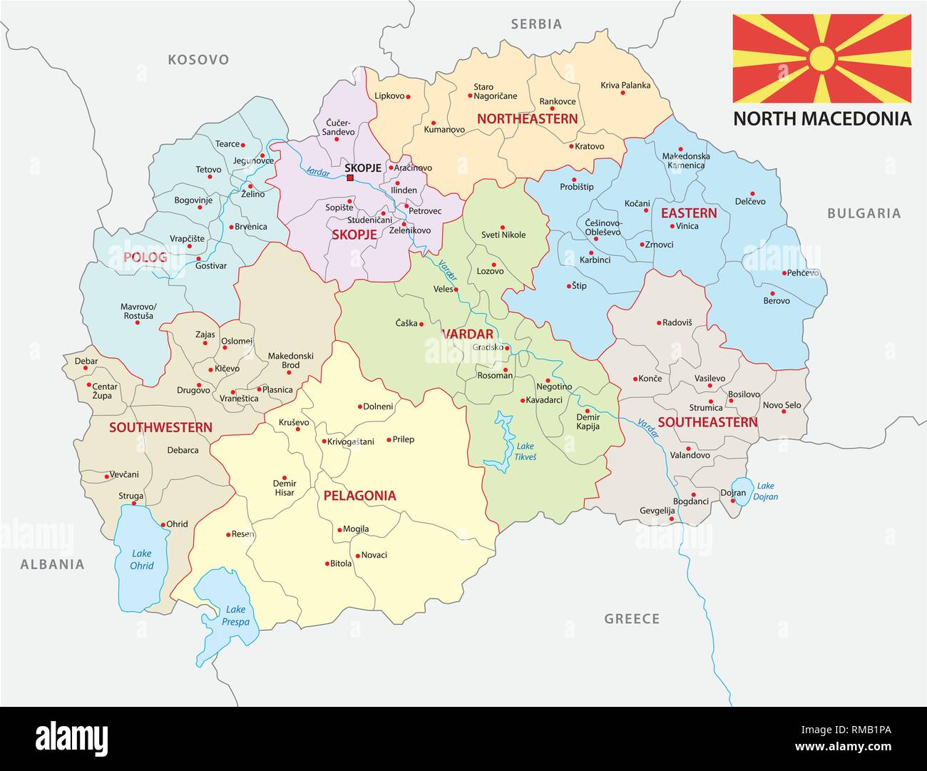 north macedonia administrative and political vector map with ... on cyprus on map, isreal on map, asia minor on map, jordan on map, athens on map, gaul on map, malta on map, constantinople on map, persian empire on map, belarus on map, san marino on map, greece on map, carthage on map, romania on map, peloponnese on map, albania on map, crete on map, moldova on map, armenia on map, aegean sea on map,