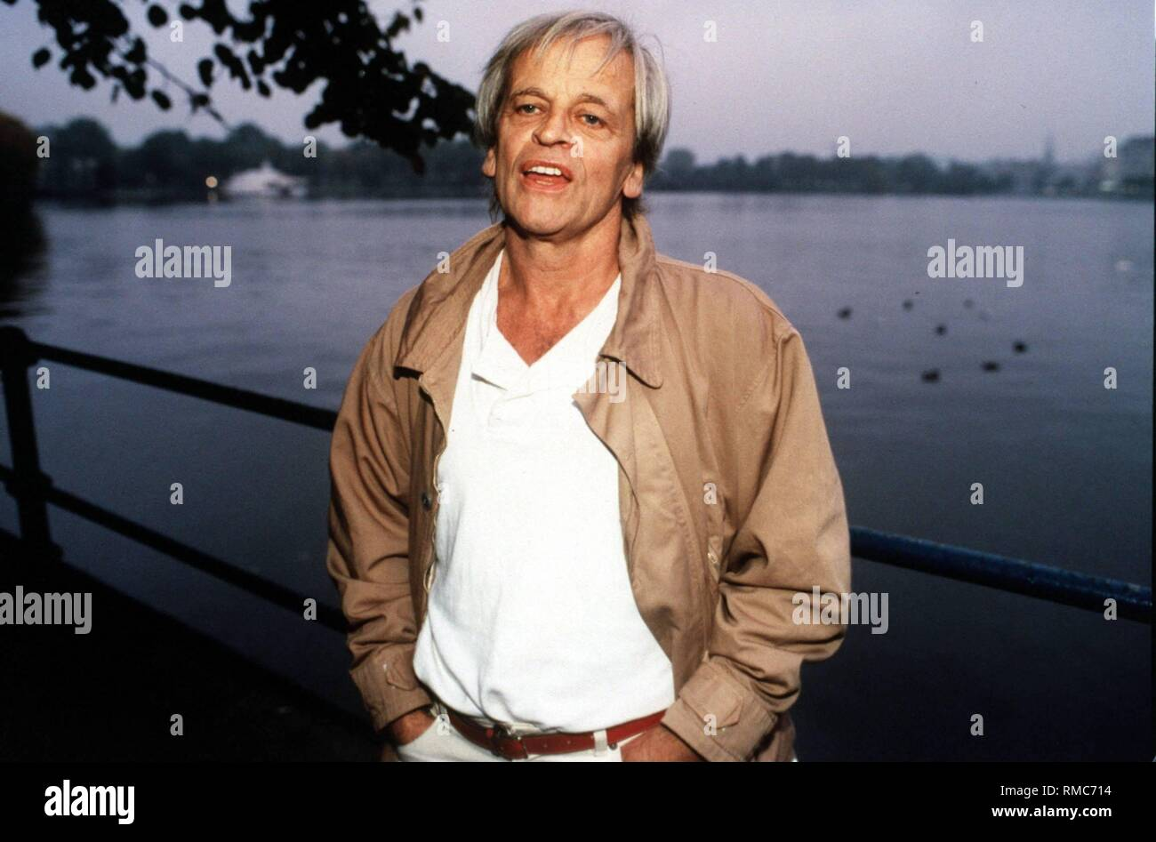 """On November 23, 2001 was the tenth anniversary of the death of actor Klaus Kinski (""""Fitzcarraldo"""", """"Nosferatu the Vampyre""""). The native Pole would have turned 75 this year. Stock Photo"""
