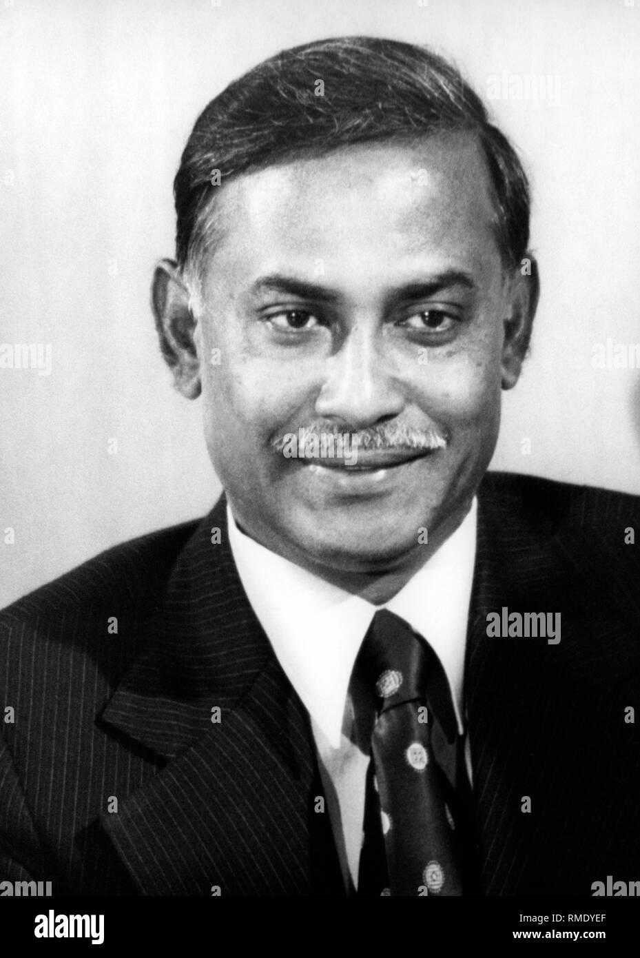 Ziaur Rahman, President of Ban...