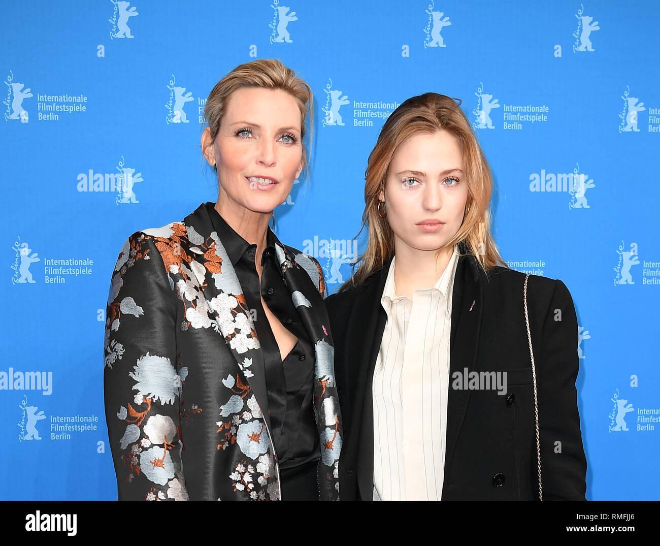 Berlin, Germany. 15th Feb, 2019. 69th Berlinale, Premiere