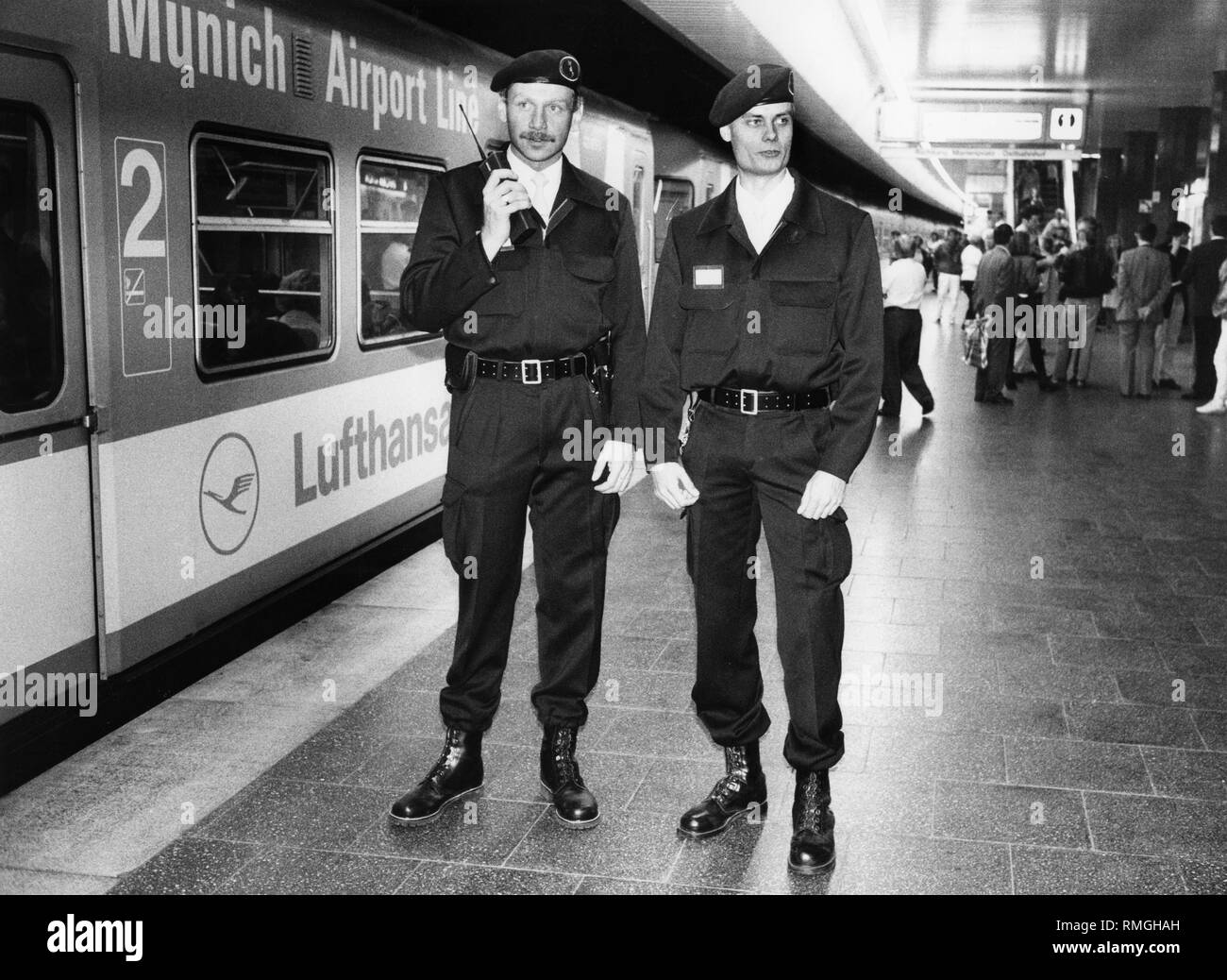 Watchmen Black and White Stock Photos & Images - Alamy