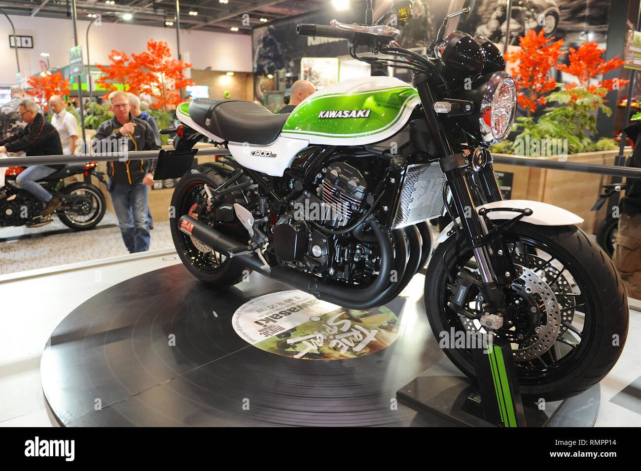 Kawasaki Z900 High Resolution Stock Photography And Images Alamy