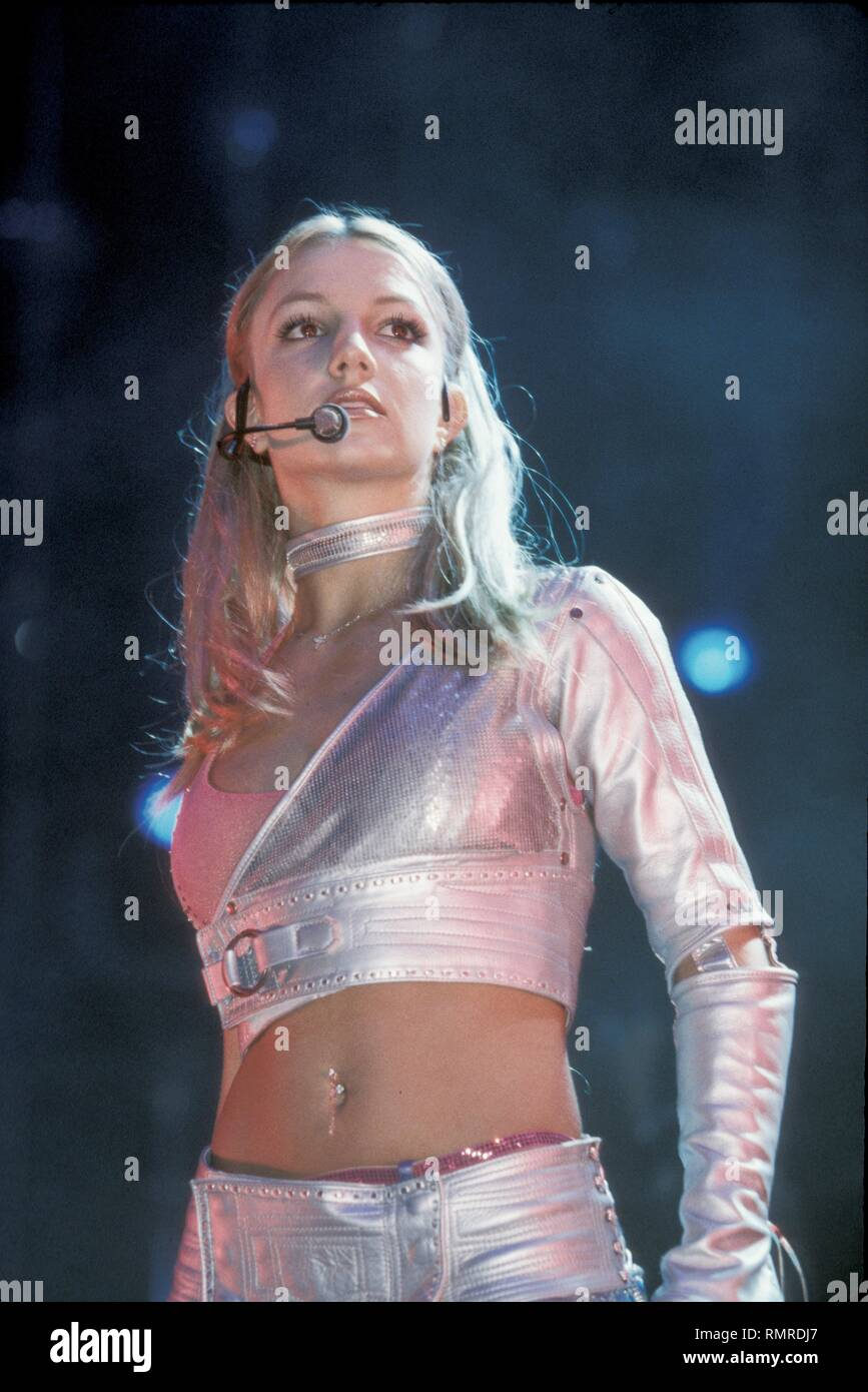 Britney Spears High Resolution Stock Photography And Images Alamy
