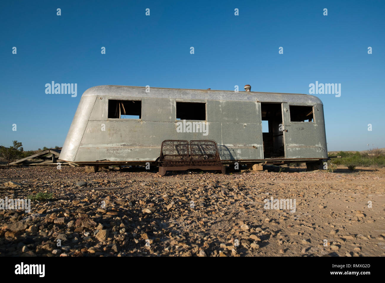 Airstream Caravan Vintage airstream vintage high resolution stock photography and
