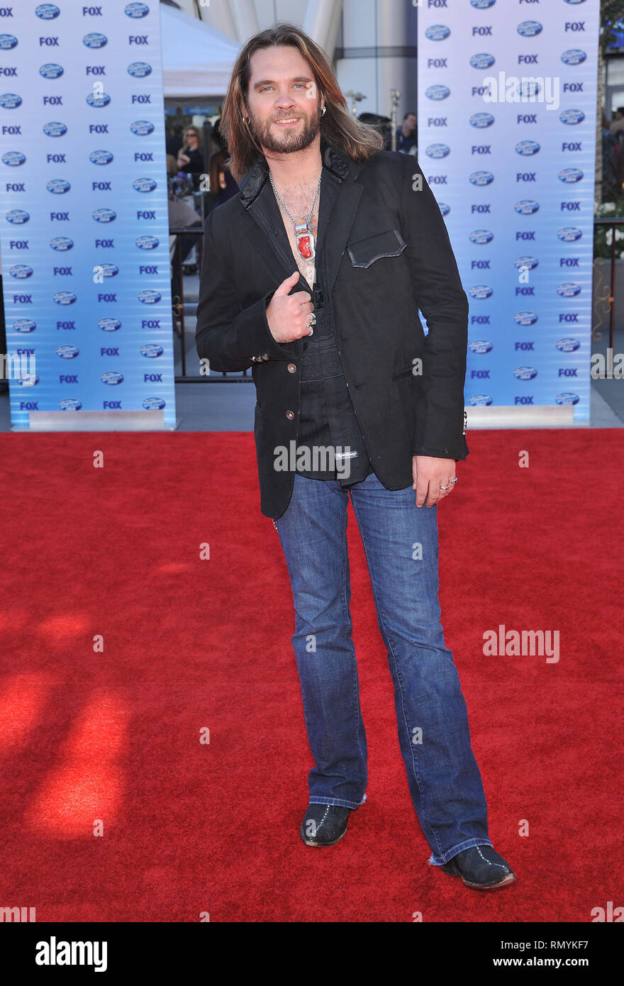 Bo Bice High Resolution Stock Photography And Images Alamy