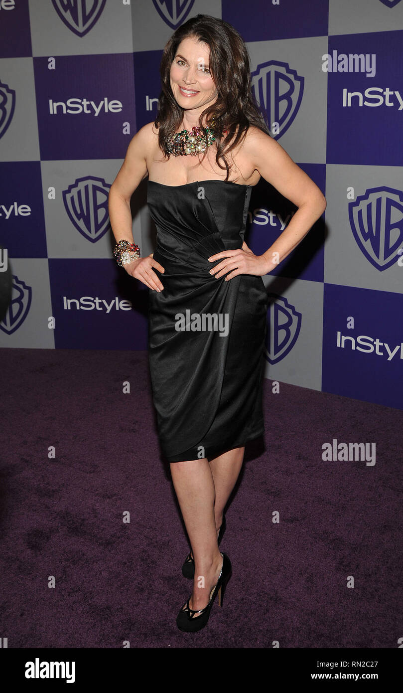 Julia Ormond _335 - 2010 Golden Globes In Style Warner Party at the Beverly  Hilton Hotel
