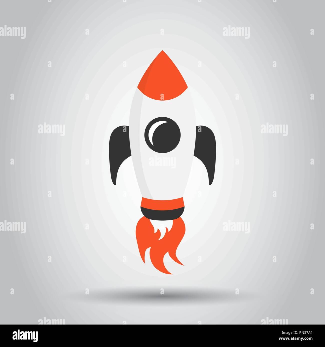 Space Cartoon Animated Spaceship Rockets