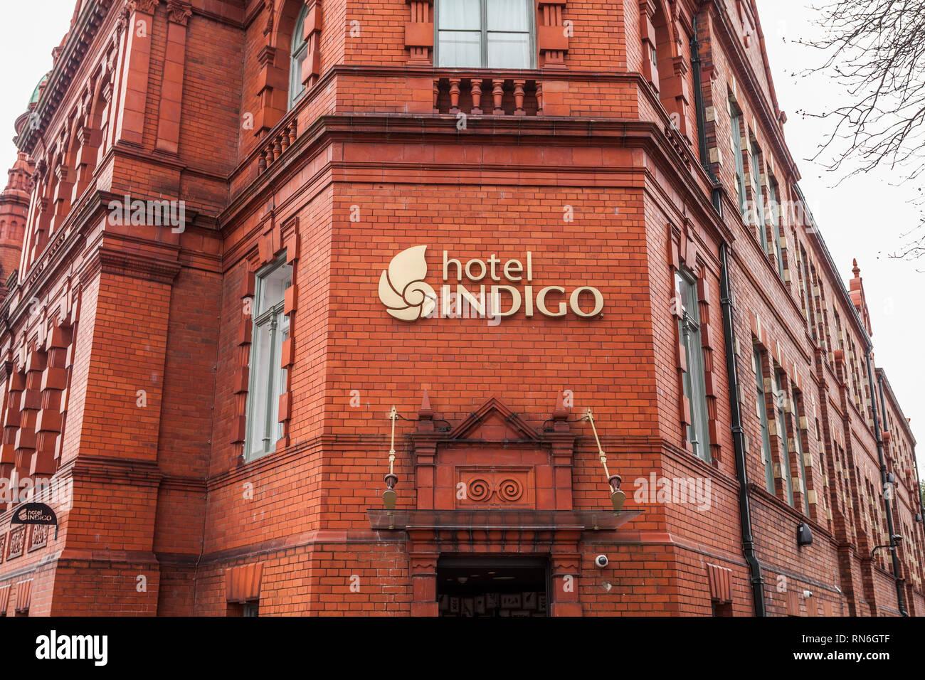 Hotel Indigo, Durham,England,UK - Stock Image