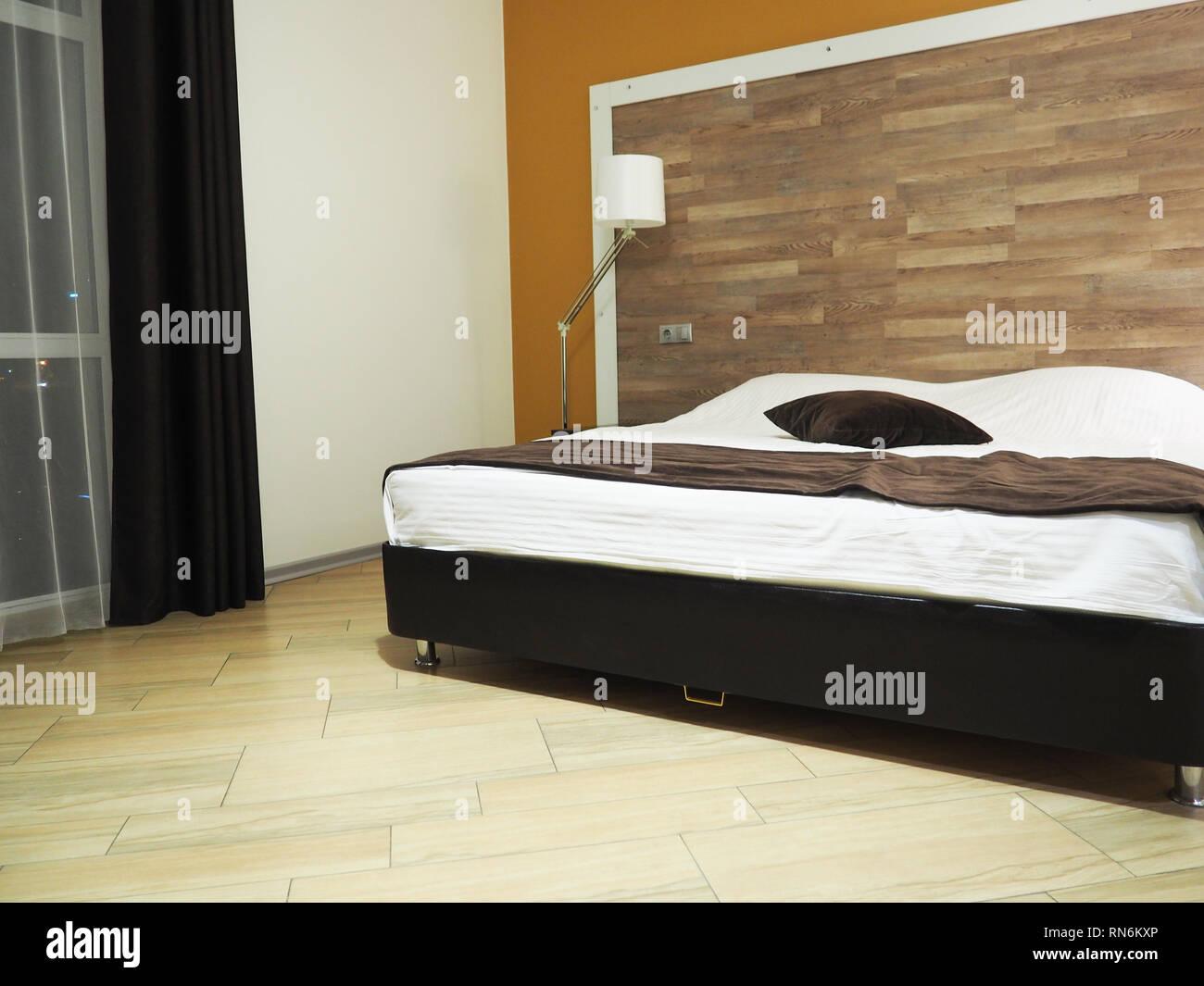 Hotel Room Condominium Or Apartment Doorway With Open Door In