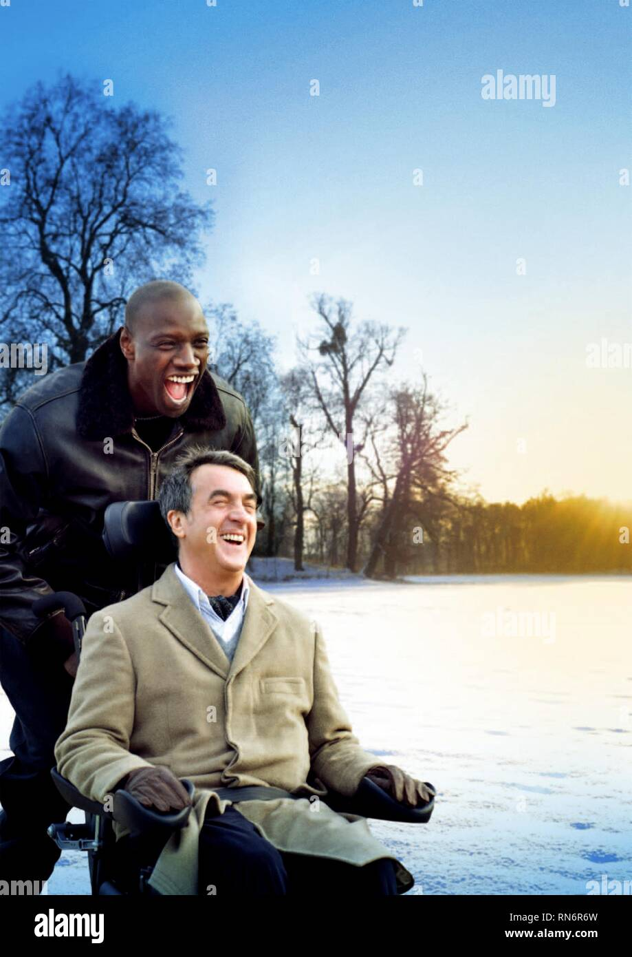 SY,CLUZET, INTOUCHABLES, 2011 - Stock Image